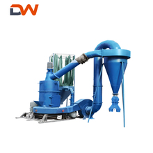 Limestone Lime Marble Stone Glass Aluminium Powder Making Machine Ultra Fine Grinding Grinder Mill