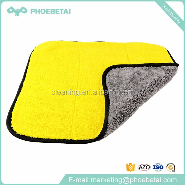 Household items made china 220gsm 80 polyester 20 polyamide microfiber towel
