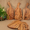 Italian Olive Wood Custom Cheese Wooden