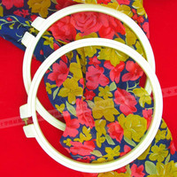 Alibaba China wholesale high quality embroidery hoops exported to north America