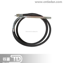 Concrete vibrator flexible shaft /concrete vibrator hose