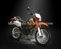 400cc EEC motorocycle /400cc water-cooled dirt bike (TKD400Z)