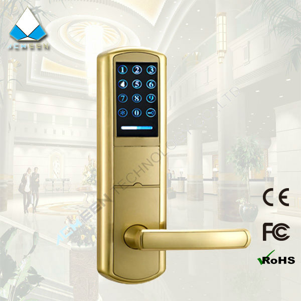 remote control stainless steel mortise door lock