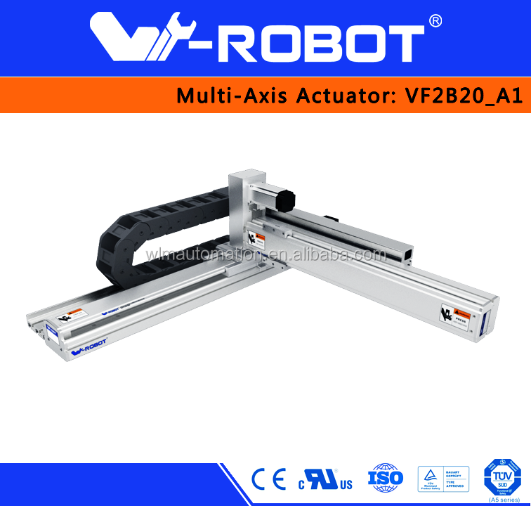 made in China cartesian robot hardware integraing service provider for industrial application