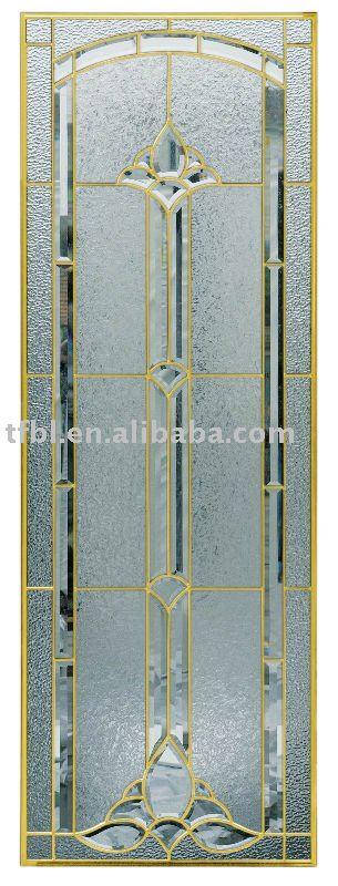 Vente porte en verre de d coration portes id de produit for Decoration porte verre