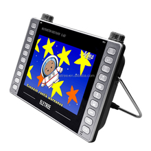ELETREE 7inch portable download dv mp4 mp5 player digital al quran mp4 mp4 mp5 pmp digital player