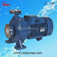 Big flow monoblock centrifugal industrial water pump