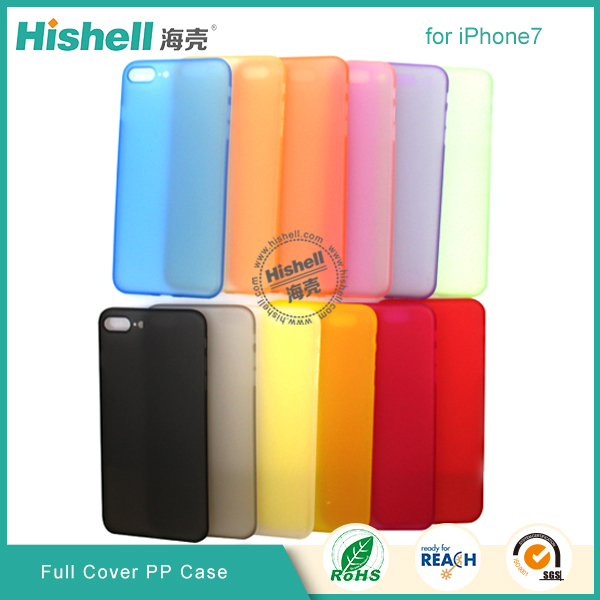 Full Cover PP Protective Case Cellphone Cover For IPhone 7 Plus