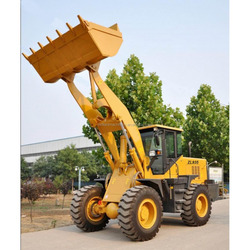Earth Moving Type 3 Ton Container Top Loader 15.5x25 Loader Tires