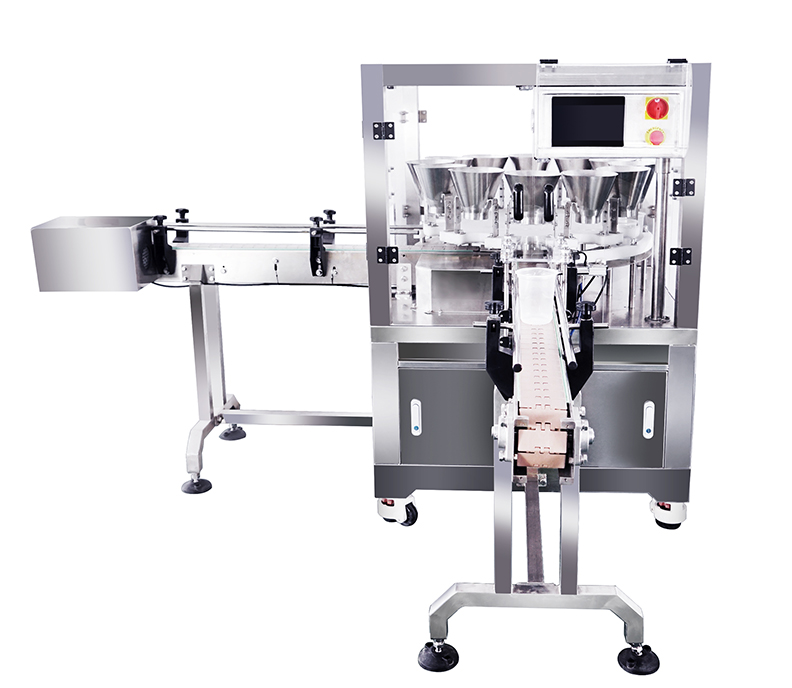 Automatic honey rotary filling <strong>machine</strong> for food