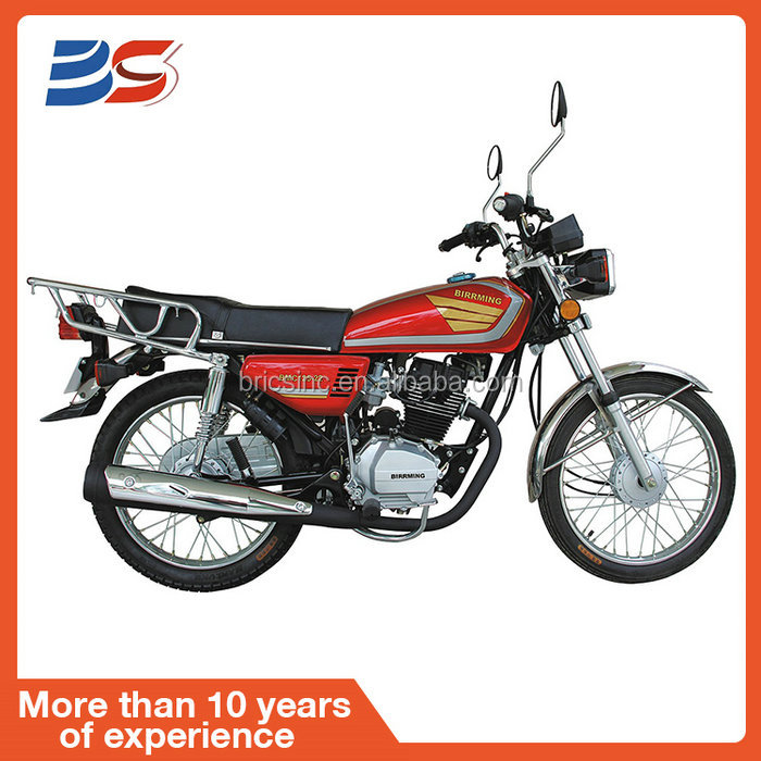Wholesale Cheap 4 Stroke Gas 125cc Chinese Motorcycle Sale