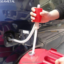 Best Quality Portable Car Manual Hand Siphon Pump Hose Gas Oil Liquid Syphon Transfer Pump