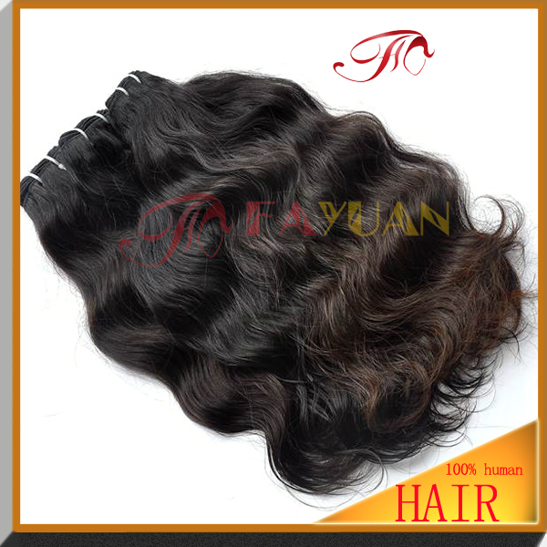 Hot selling Italian afro kinky human hair natural wave in Guangzhou
