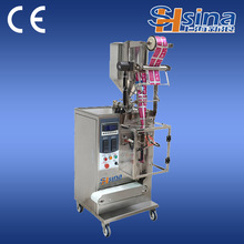 Automatic small sachet tomato paste /ketchup packing machine shampoo /cream / filling packing machine