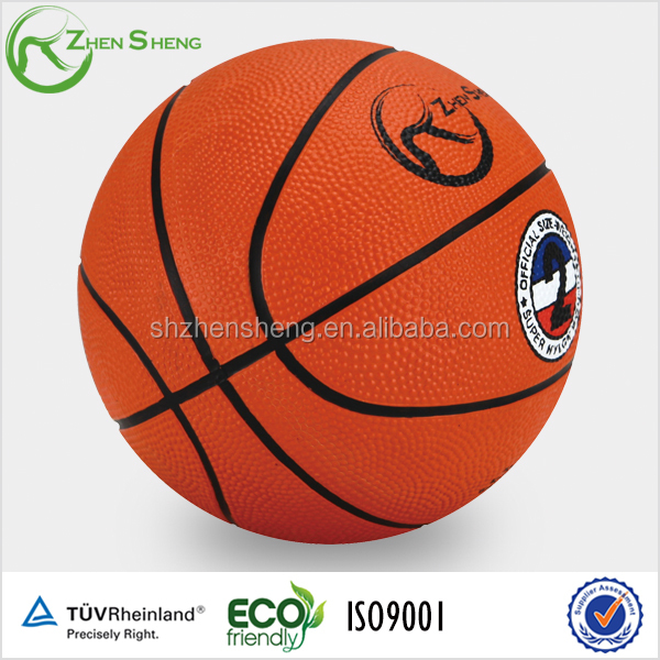 Cheap rubber basketball suit for promoton ,children playing and school training
