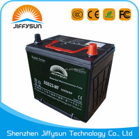2016 55D23L MF car battery
