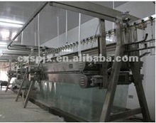 chicken plucking machine/goose slughter house equipment