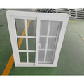 Cheap price PVC/UPVC soundproof sliding windows