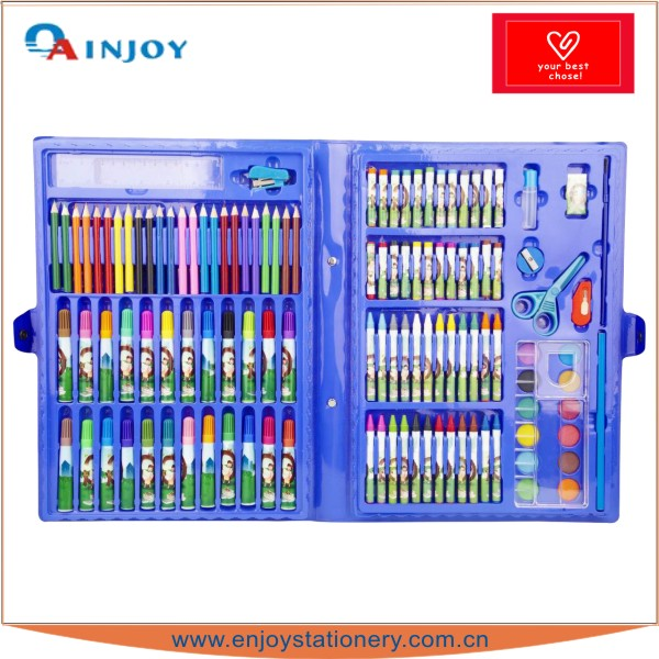 118pcs stationery set ningbo enjoy stationery co.,ltd