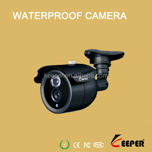 Sony CCD 600tvl Waterproof Small Size CCTV Camera