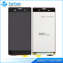 100% Complete LCD Display Replacement Touch Screen Digitizer for Sony Xperia Z3 D6633,for Sony LCD Xperia Z3