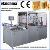 Automatic Food Packing Machine/ Small Food,Biscuit Food Packaging Machines Model:TMP-300D-F
