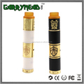 Alibaba China top sell mech mod kit kratos kit high quality kratos kit clone 18650 mech tube kit Kratos Broadside Mod Deathwish