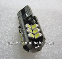Decoded T10 1210 24SMD 12V Car LED Instrument Light