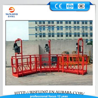 Vertical Climber/Temporary Installed Suspended Access Equipment/Construction Lifting Platform