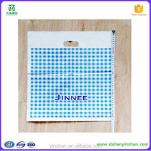 Alibaba express high quality die cut biodegradable plastic raw material