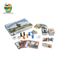 Custom board game printing
