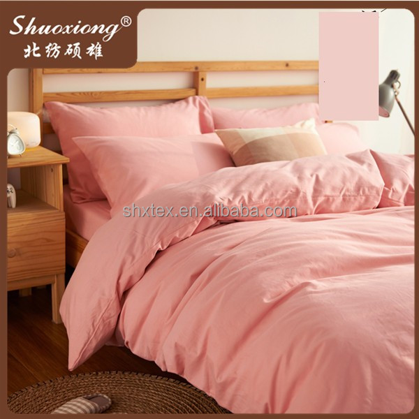 Home Use cheap Bed Sheets Set 100% Egyptian Cotton , TC 300 Bed Sheets Set
