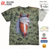 High Quality 100% Cotton Custom Digital Printing Men's Wear Garment