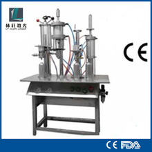 water removable spray paint filling machine