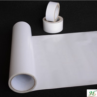 Acrylic adhesive double sided tissue self-adhesive tear tape