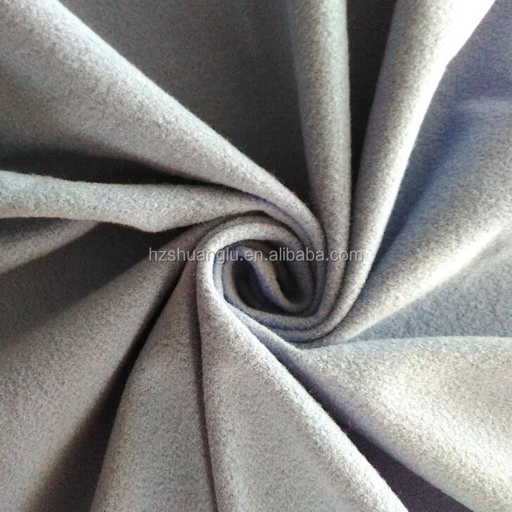100% polyester lining fabric for coat china textile factory