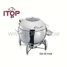 Stainless steel chafing dish/restaurant equipment/buffet