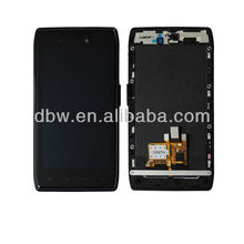 LCD screen with touch screen digitizer for MOTO RAZR XT910 XT912
