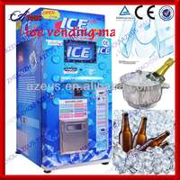 Bagged Ice and Bulk Ice Vendor and Ice vending machine