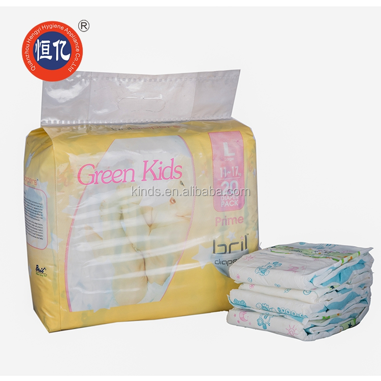 Cheap Price Pe Film Abdl Baby Girl Diaper Change Indonesia With Low