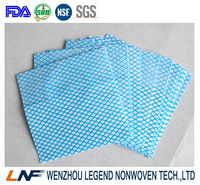household high quality chemical bonded nonwoven wipes
