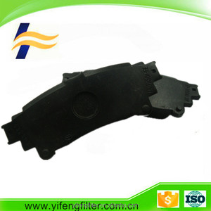Best ceramic high quality brake pad 04466-0E010 for car with TS16949