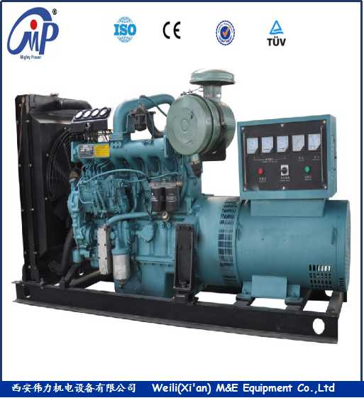Promotion! China brand YTO 200KW 250KVA generator factory