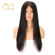 Qingdao Mulan wigs New arrived 100% brazilian virgin hair full lace human hair wigs