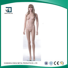 2016 top quality PP skin color female mannequin for sale