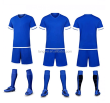 latest plain slim fit soccer jersey teams shirts made in thailand wholesale