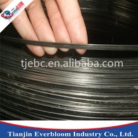 galvanized bind steel wire , galvanized flat steel wire