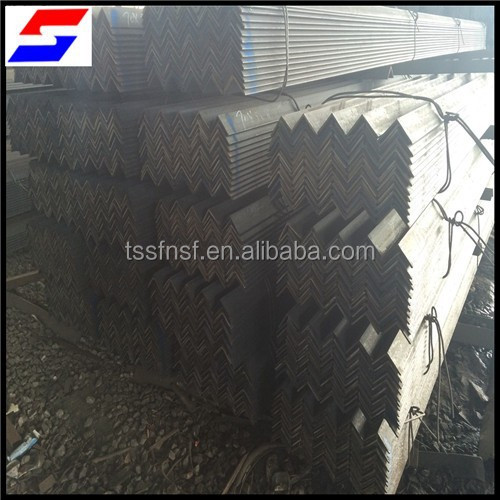 45 degree Q235b Hot rolled steel angle iron weight