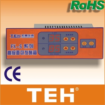 TEH-FX-S TEMPERATURE AND HUMIDITY CONTROLLER