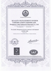 Certified by ISO90-12008